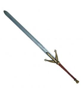 Espada Claymore látex, 140 cms.