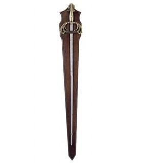 Espada tizona con tabla
