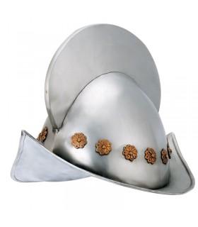 Sechzehnten Jahrhundert spanischen Conquistador Helm
