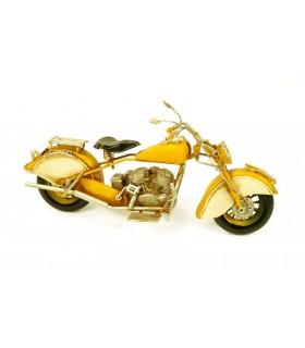 Miniatura moto antigua