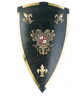 Escudo Carlos V de lujo