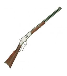 Gewehr hergestellt von Winchester, USA 1866 (100 cm).