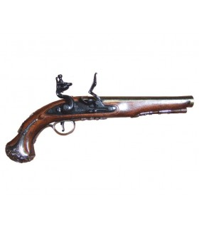 Pistola inglesa del general Washington, siglo XVIII