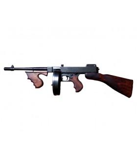 Thompson Maschinenpistole mit Trommel, USA 1928