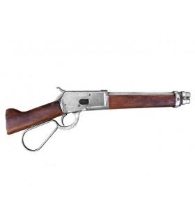 Mare Leg Rifle geschnitten, EUA 1892