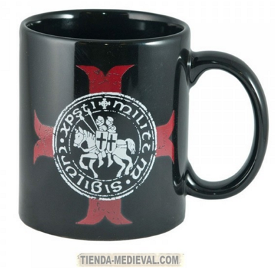 Taza desayuno medieval Desayuno medieval