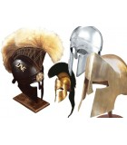 Casques grecs