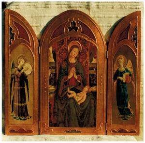 Medieval religious crafts