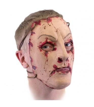 Máscara Elven con sangre