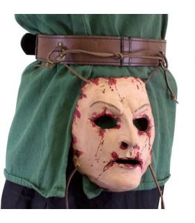 Máscara Elven ensangrentada