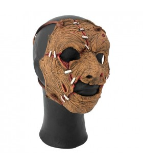 Máscara zombie cosido