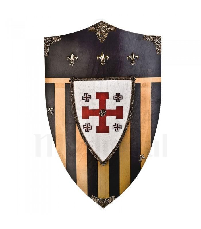 Escudo caballeros de Jerusalem