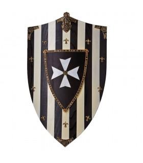 Escudo de la Orden de caballeros hospitalarios