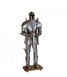Armadura caballero teutónico, siglo XV