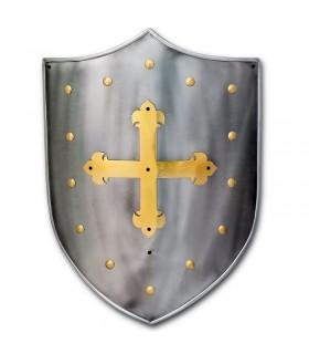 Mittelalterliche Schild Cruz