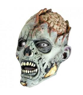 Máscara Zombie Sesos