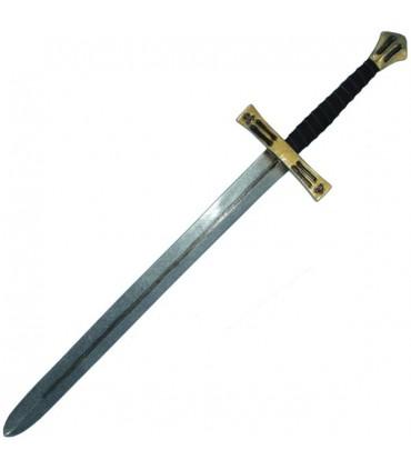 Espada Cruzados látex, 110 cms.