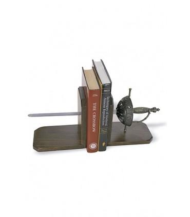Sujetalibros espada ropera (42x21x14 cms.)