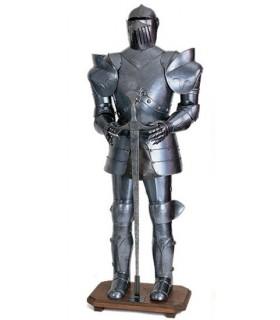 Armadura con espada, siglo XV