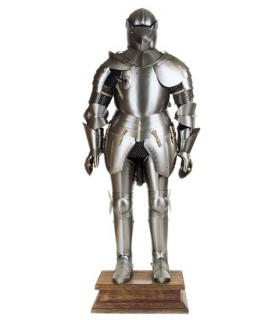 Italienisch Rüstung, Jahre 1490-1500