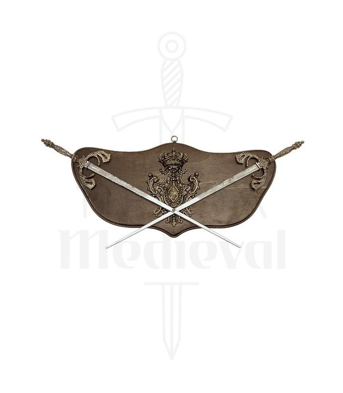 Panoplia 2 espadas tizonas