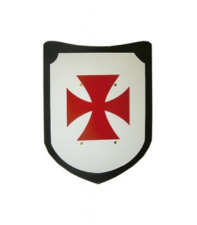 Escudo templario para niños