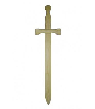 Espada madera para niños