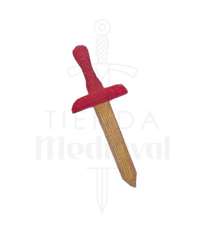 Puñal madera para niños - Tienda Medieval