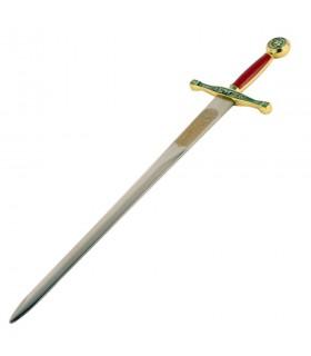 Abrecartas espada Excálibur