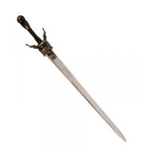 Abrecartas Espada Terminator, 27 cms.