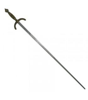 Espada Italiana, s. XVII (106 cms.)