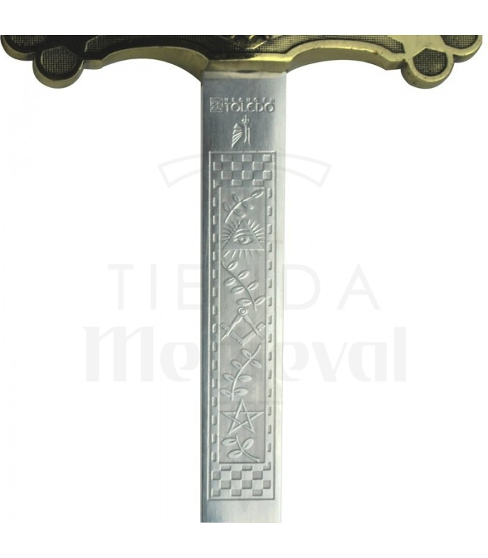 Espada Logia Masónica