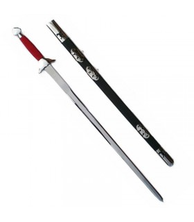 Espada Jian con vaina