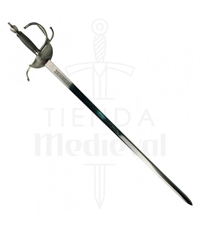 Espada Rey Carlos III, rústica