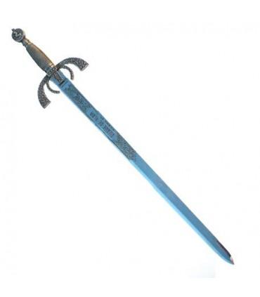 Espada Duque de Alba, plateada