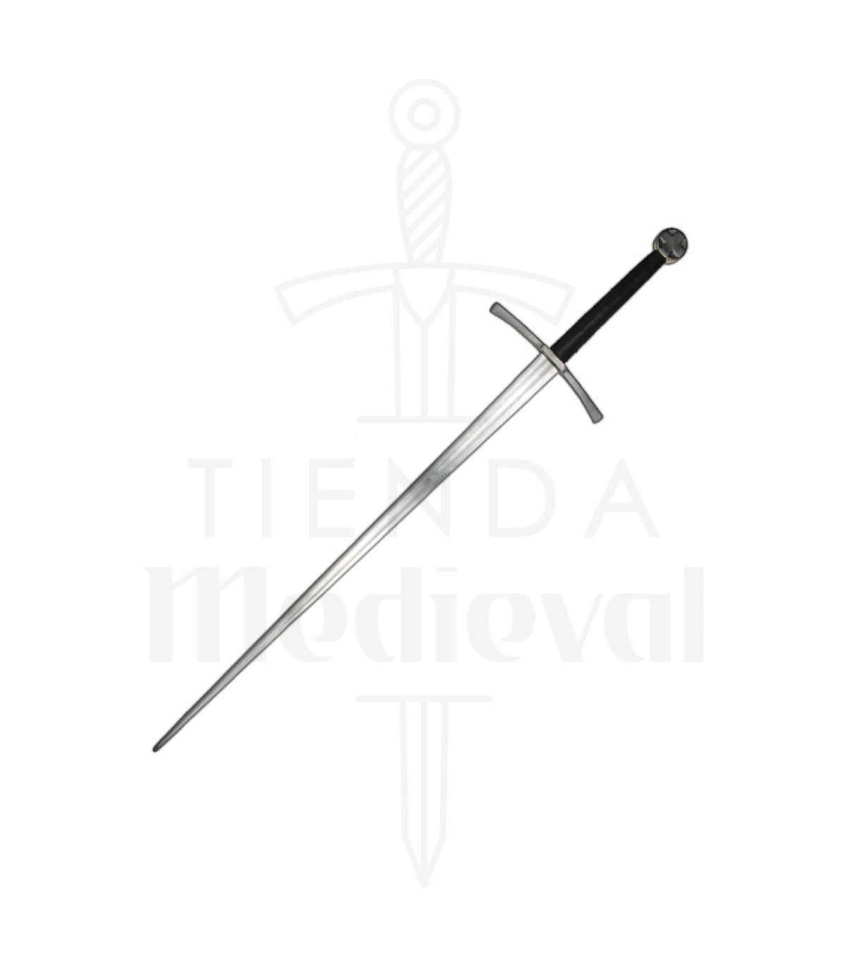 Cold Steel Ausbildung-Hand und ein halbes Schwert