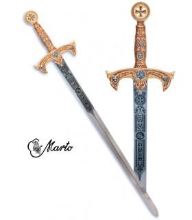 Espada templaria, serie especial Marto