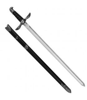 Natur Schwert Altaïr, 93 cm.