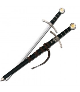 Espada medieval infantil con vaina