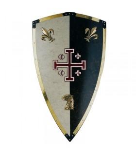 Escudo Caballeros de Jerusalém