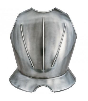 Peto liso para armadura