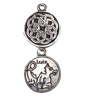 Colgante Astrología Celta Luis