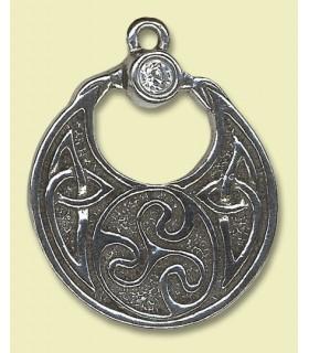 Colgante celta El encanto de Boudica