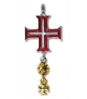 Colgante Templario Tomar Cross