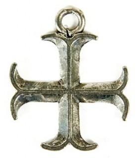 Colgante Cruz Templaria 1