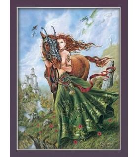 Poster Rhiannon (30 x 40,5 cm)