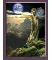 Poster el creador de la tierra (30 x 40,5 cm)
