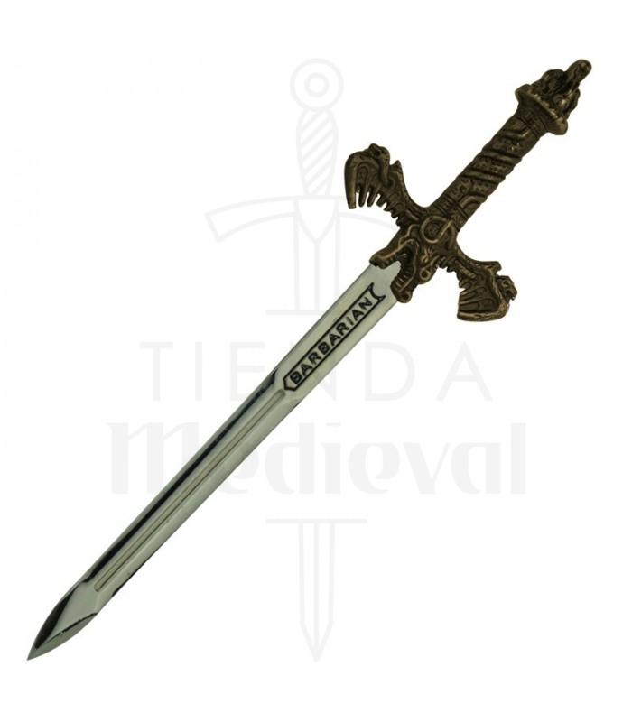 Miniatura Espada Barbarian