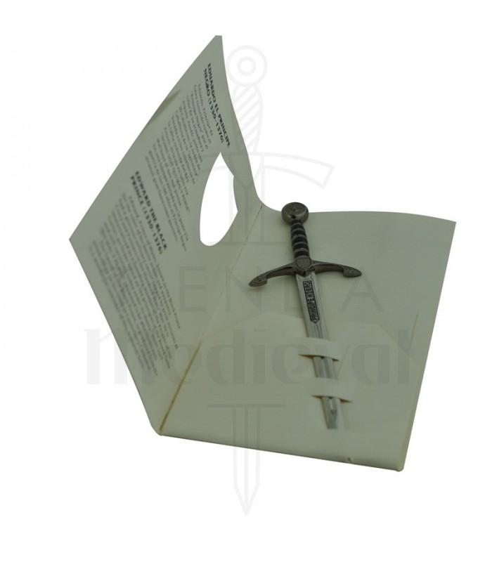Miniatura Espada Príncipe Negro