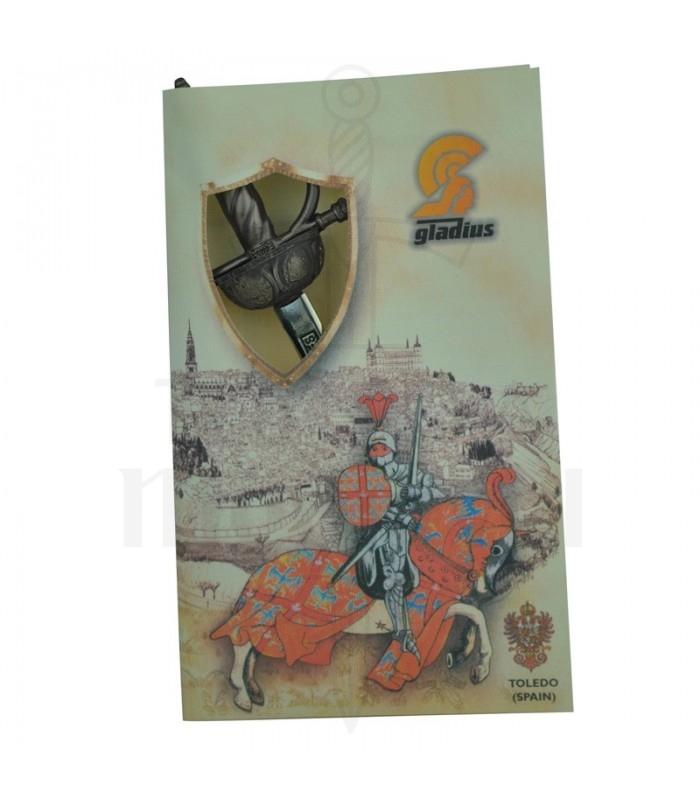 Miniatura Espada Conquistadores